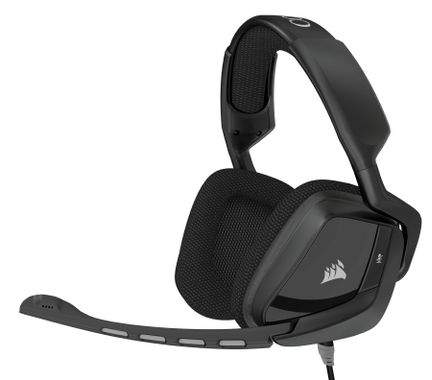 Headset USB Gaming VOID Sour car