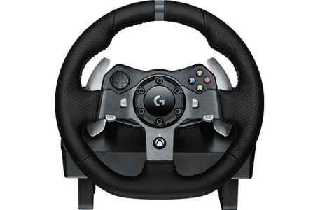 LOGITECH G920 DRIVING FORCE RACING WHEEL                                  IN PERP (941-000145)