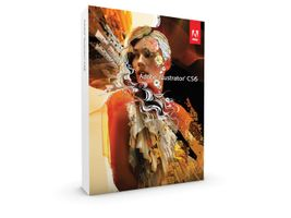 ADOBE ILLUSTRATOR CS6 V16 CLPE DVD SET HU (65165956AB00A00)