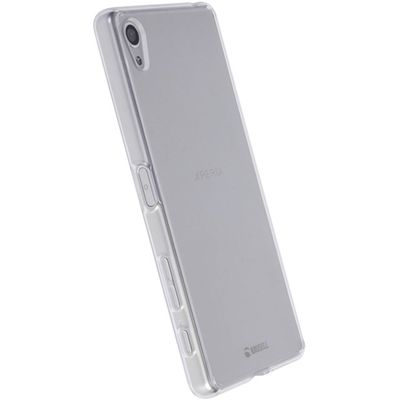 Krusell Kivik Cover Sony Xperia X Compact Silver