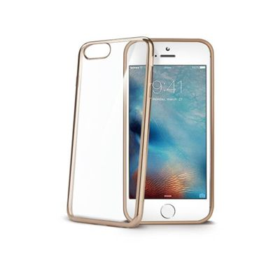 LASER EDGE COVER (APPLE IPHONE 7 GOLD)