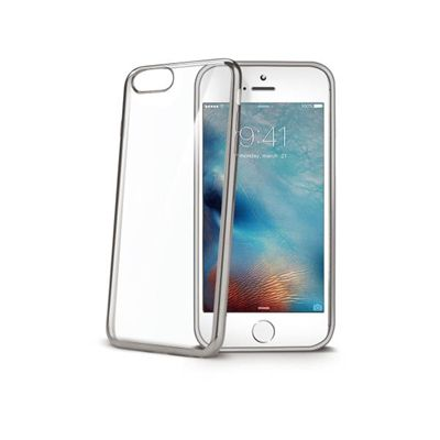 LASER EDGE COVER (APPLE IPHONE 7 SILVER)