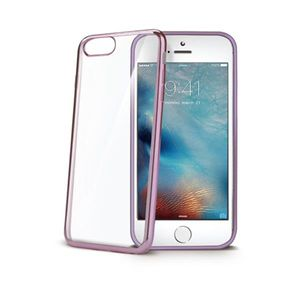 CELLY LASER EDGE COVER (APPLE IPHONE 7 PLUS ROSE) (LASER801RG)