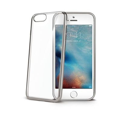 LASER EDGE COVER (APPLE IPHONE 7 PLUS SILVER)