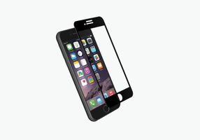 CYGNETT iPhone 7 3D Curved TemperedGlass /Black (CY1989CPTGL)