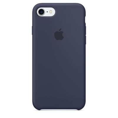 IPHONE 7 SILICONE CASE MIDNIGHT BLUE