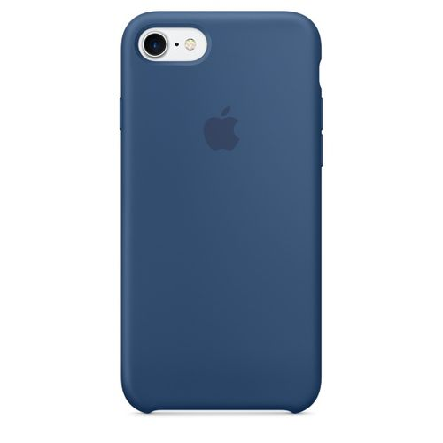 APPLE IP7 Silicone Case Ocean Blue (MMWW2ZM/A)