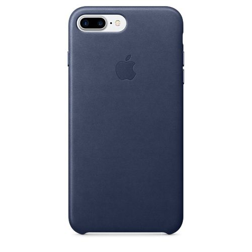 APPLE IP7 Plus Leather Case M.Blue (MMYG2ZM/A)