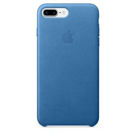 IP7 Plus Leather Case Sea Blue