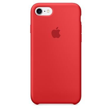IP7 Silicone Case Red