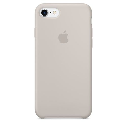 APPLE IP7 Silicone Case Stone (MMWR2ZM/A)