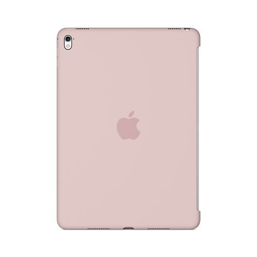 APPLE Silicone Case for iPad Pro 9.7 Pink Sand (MNN72ZM/A)