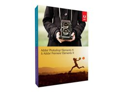 ADOBE PHSP & PREM ELEMENTS V11 CLPE DVD SET                          SP DVD (65193153AB00A00)
