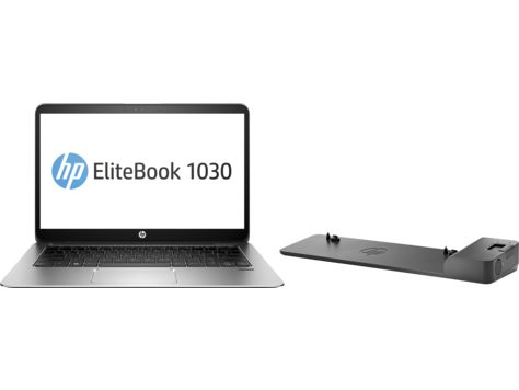 Bundle HP EB 1030 G1 M5 8GB/256 W10 (SE)