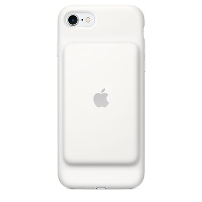 IPHONE 7 SMART BATTERY CASE WHITE