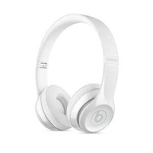 APPLE Beats Solo3 Wireless On-Ear Gloss White (MNEP2ZM/A)