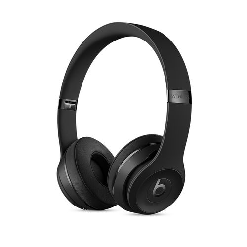 APPLE Beats Solo3  On-Ear Headphones Black (MP582ZM/A)