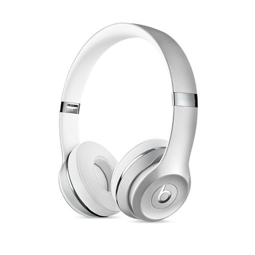 APPLE Beats Solo3 Wireless On-Ear Headphones Silver (MNEQ2ZM/A)