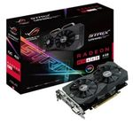 ASUS RADEON STRIX-RX460-4G-GAMING 4GB GDDR5 1200MHZ DVI HDMI DP    IN CTLR