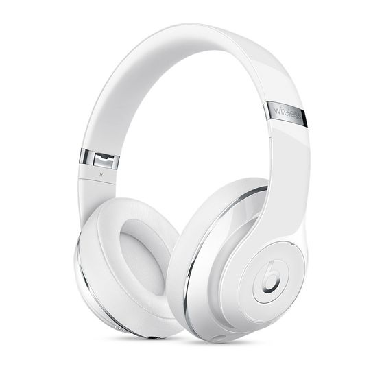 Beats by Dr. Dre Solo2  HeadphonesGloss white