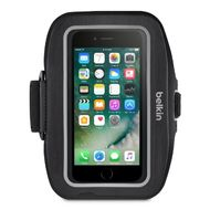 BELKIN SPORT FIT PLUS ARMBAND FOR IPHONE 7 BLACK ACCS (F8W782BTC00)