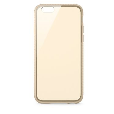 AIR PROTECT SHEER FORCE CASES FOR IPHONE6/ 6S PLUS GOLD ACCS