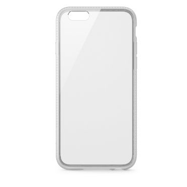 AIR PROTECT SHEER FORCE CASES FOR IPHONE6/ 6S PLUS SILVER ACCS