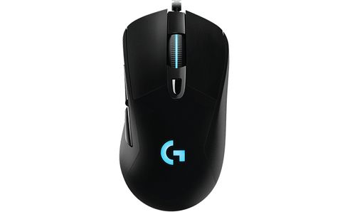 LOGITECH G403 PRODIGY WRLS GAMING MOUSE IN-HOUSE  EMS EWR2 RETAIL 2.4GHZ IN 11b8be9c3a4d8
