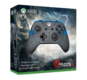 MS Xbox One Wirl Cont Gears of War Chrim