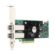 DELL Emulex LPe15000B-M8-D Dual Port 8G Gen 5 Fibre Channel Adapter_ Customer Kit (406-BBIG)
