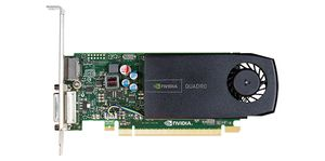 Nvidia Quadro K420 2GB (DP DL-DVI-I) (1 DP to SL-DVI adaptor) (KIT)
