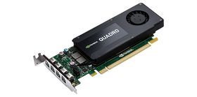 Kit - NVIDIA Quadro 4GB_ Full Height (4 mDP) (4 mDP to DP adapters)_ (Kit)
