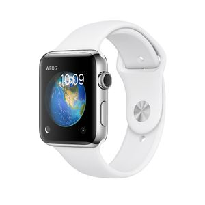 APPLE Watch Series 2 38mm Stainless Ste (MNP42DH/A)