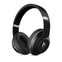 BEATS BY DR. DRE SOLO2 WIRELESS HEADPHONES GLOSS BLACK IN