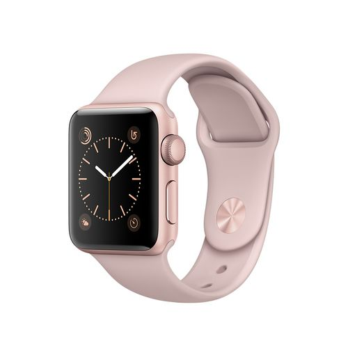 APPLE Watch Series 1 38mm Rose Gold Alu (MNNH2DH/A)