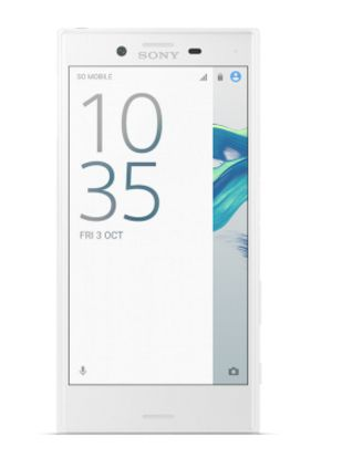 SONY Xperia X Compact, White Android, F5321 (1304-4467)