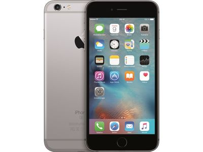 APPLE iPhone 6S PLUS 32GB Space Grey - MN2V2QN/A (MN2V2QN/A)