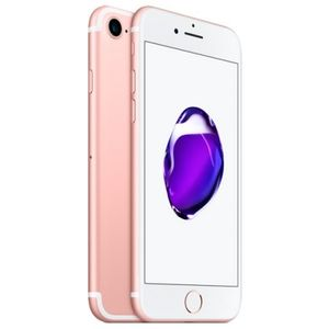 APPLE iPhone 7 32GB Rose Gold Telia (9062018)