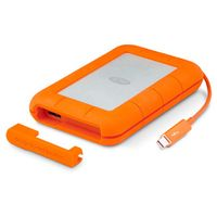 Rugged Thunderbolt & USB3.0 4TB