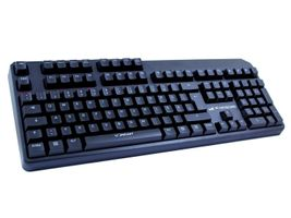 LK30 LED Gaming Tastatur, MX-Brown - schwarz