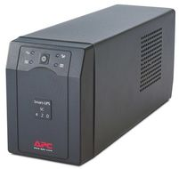 APC SMART-UPS SC 420VA 260W SER W/ SHUTDOWN SOFTWARE NS (SC420I)