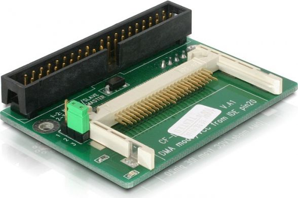 Intern adapter, CompactFlash till IDE 40-pin hane