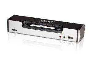 ATEN 2PORT USB DVI DUAL