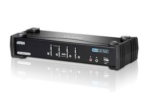 4 Port USB 2.0 DVI Dual link