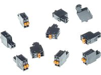 CONNECTOR A 2P2.5 STR 10PCS