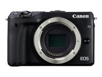 CANON CAMERA EOS M3 BODY, BLACK (9694B110)