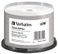 VERBATIM DVD-R 16X bulk, 4.7GB Wide ink