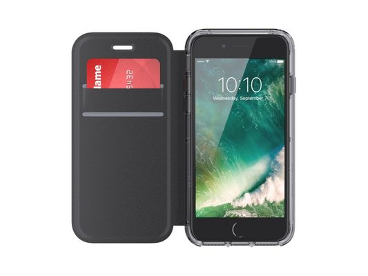 iPhone 7_ 6/6s Survivor Clear Wallet Bla