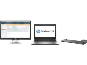 HP Bundle HP EB 725