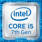 INTEL Core i5-7500K 3.4GHz 6MB Quad Core Kaby Lake Fan LGA1151 HD630 VGA Boxed (BX80677I57500)